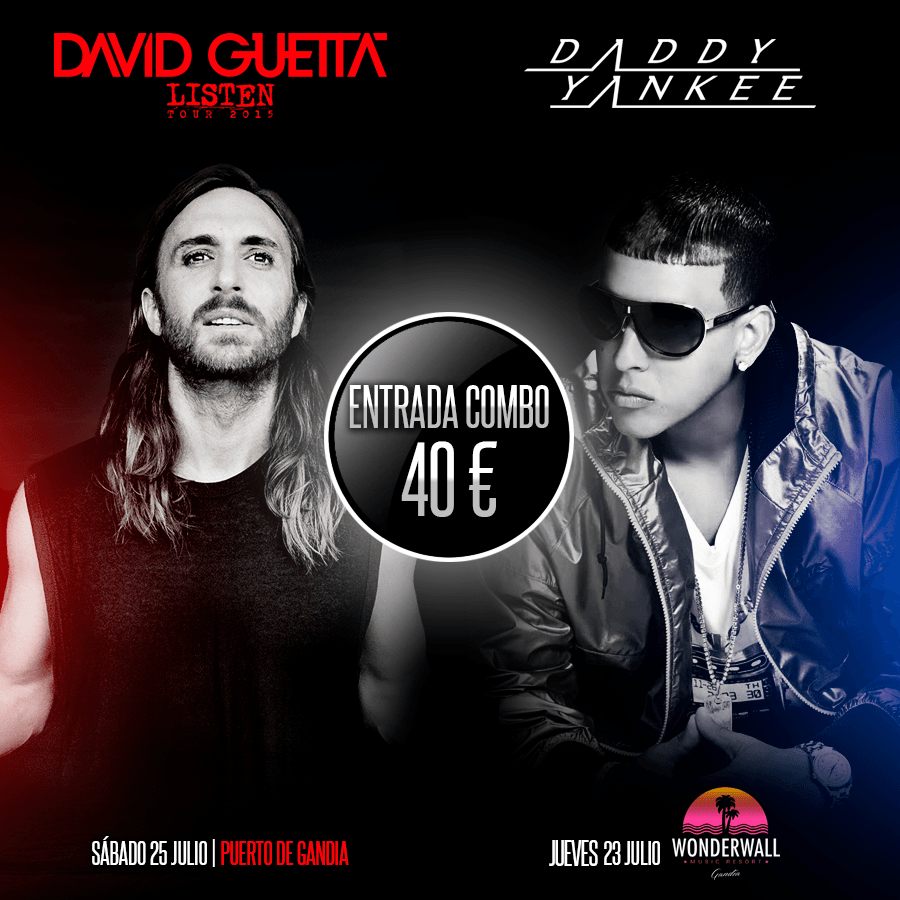 daddy yankee david guetta