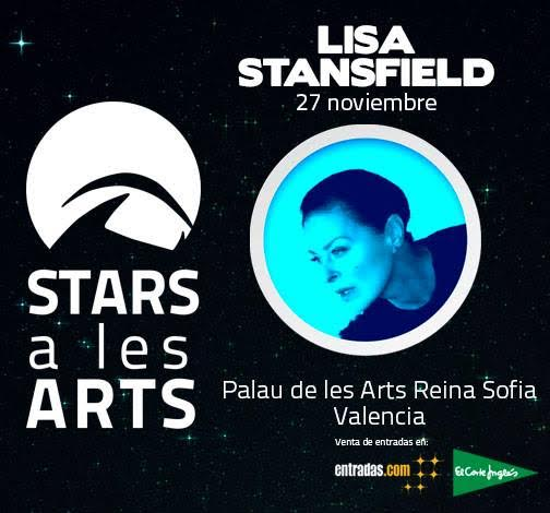 Lisa Stansfield - Stars a les Arts