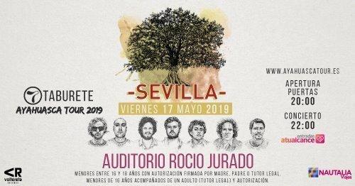 Taburete Sevilla.Madame Ayahuasca S Taburete Tour Produceme