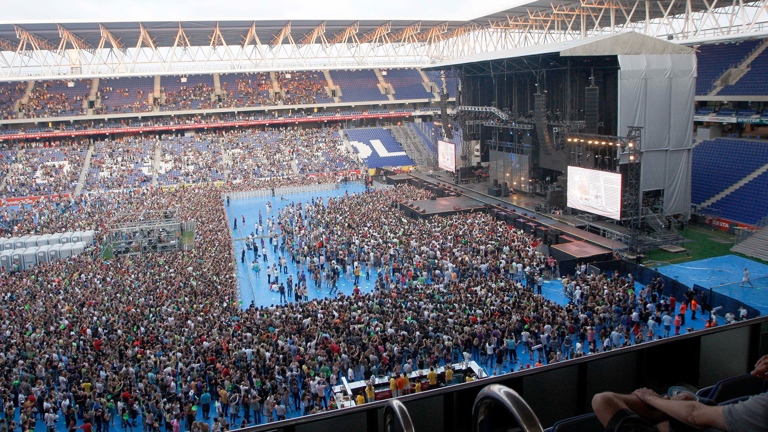 RCDE STADIUM MUSIC EVENTS
